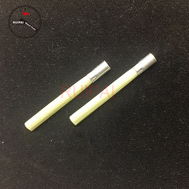 Wholesale 2pcs/lot 2834-C Glass Fibre Brush Pen Accessories Spare Refill Scratch Brush Head Stick