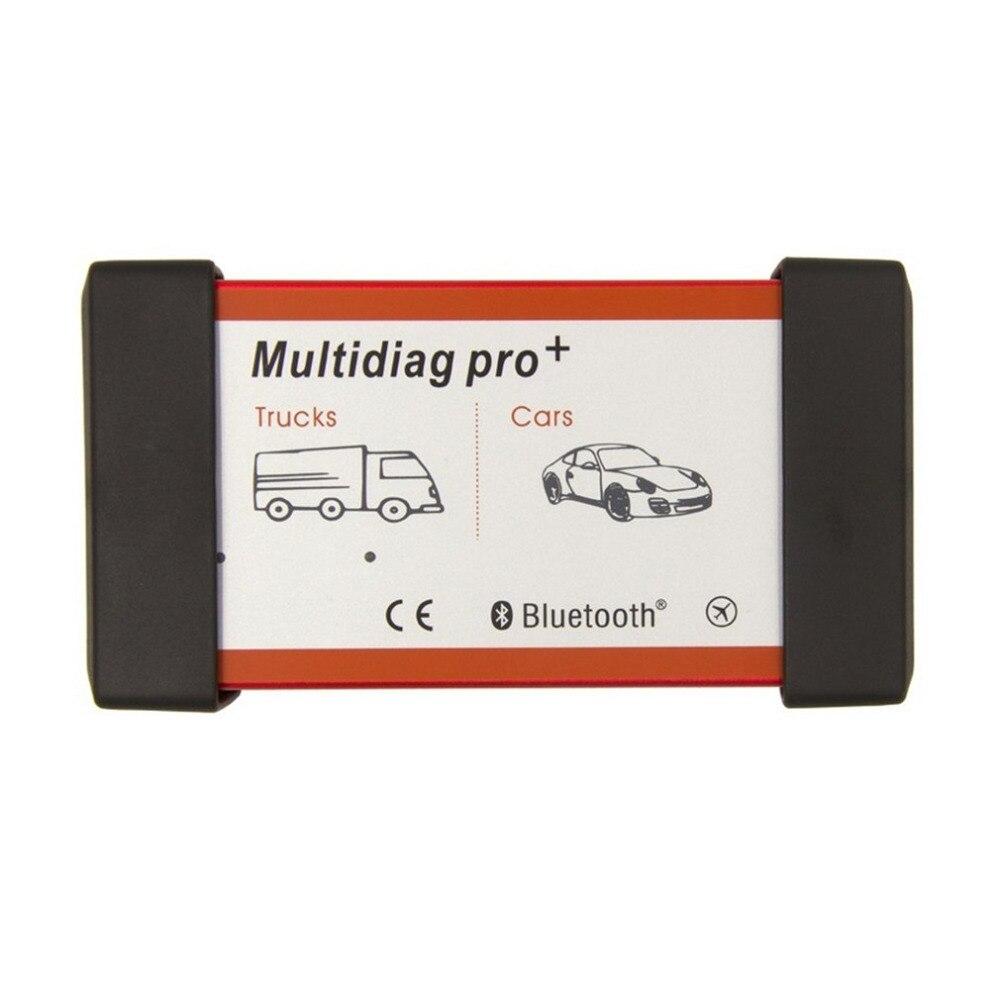 все цены на CDP TCS PRO Multidiag Pro+ Bluetooth Scanner 2015 R3 Keygen Diagnostic Tool with 8pcs Extension Cables for Cars Trucks онлайн