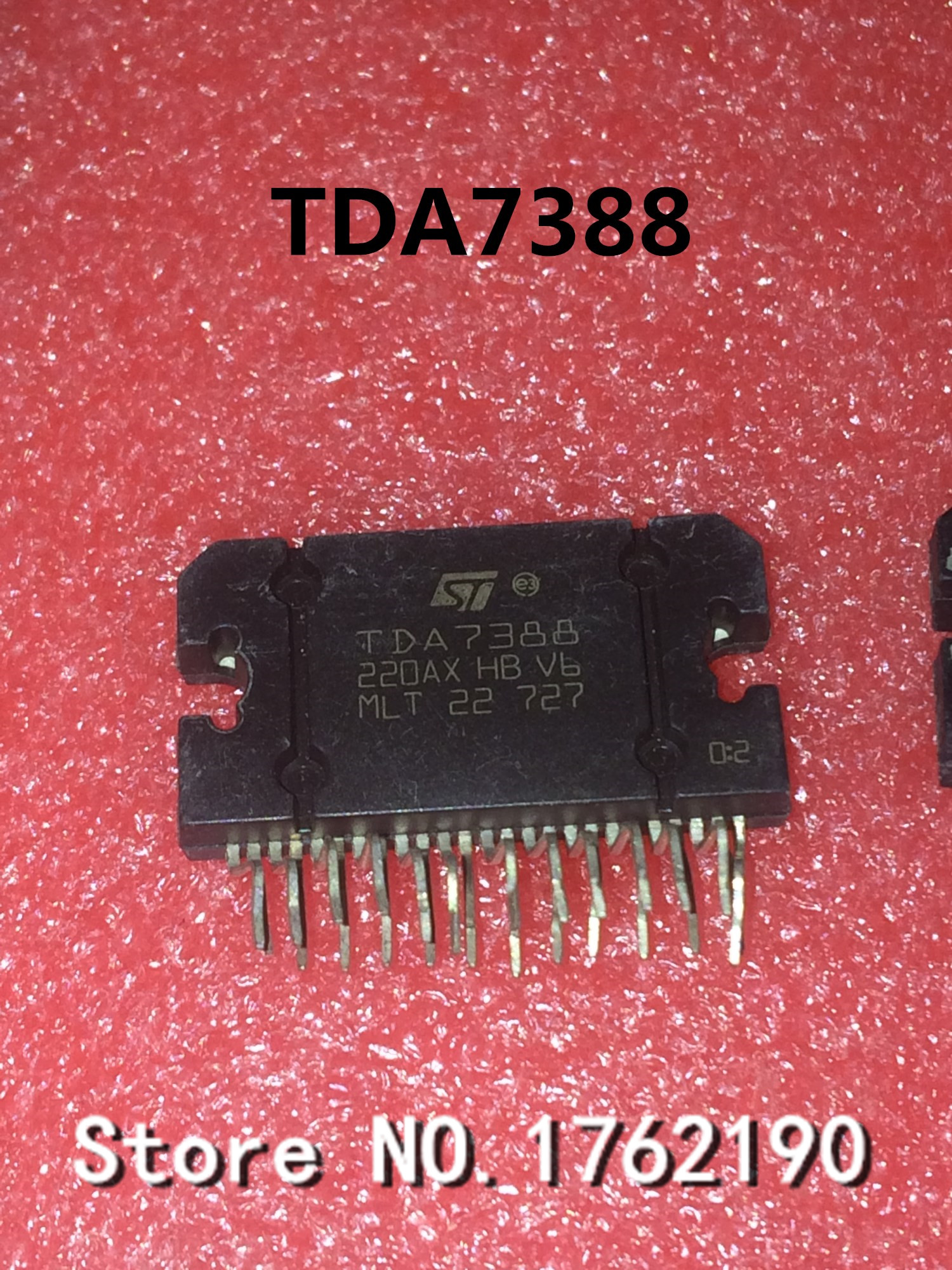 Buy Tda7388 Car Audio And Get Free Shipping On An Lm380 Amplifierchip Is Used In The Following Circuit