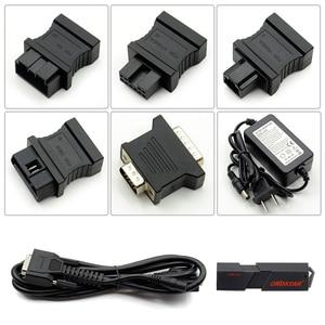 Image 2 - OBDSTAR X300 PRO3 Schlüssel Master mit Wegfahrsperre + Kilometerzähler Einstellung + EEPROM/PIC + OBDII DHL Kostenloser Versand