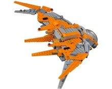 Legoing Ultimate Battle Set Model Building Block 1125pcs