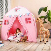 Love Tree Kids Princess Castle Play Tents Secret Garden Play Tent Portable For Indoor And Outdoor