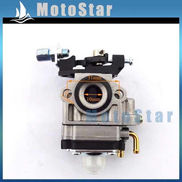 Carburetor Replace Walbro WYK-186 For 2 Stroke 26cc 33cc Kragen Zooma Bladez Goped Scooter & Echo Carb A021000700 A021000460
