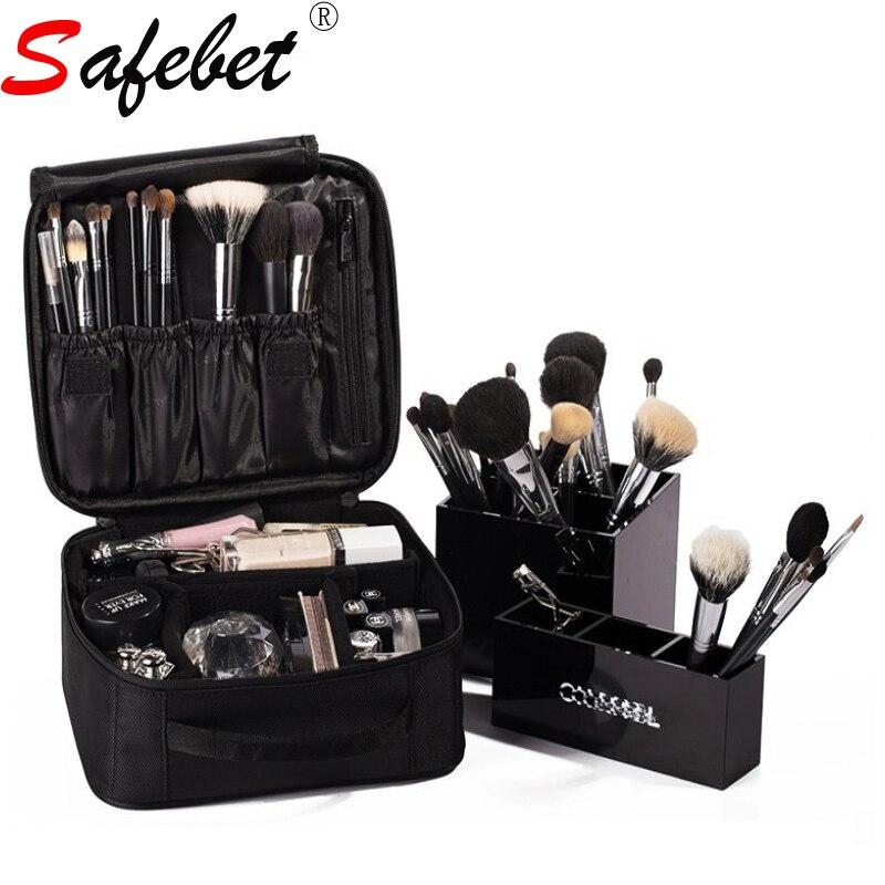 Safebet 2017 New Fashion Solid Black Square Vattentät Kvinna - Hemlagring och organisation