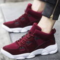 Outono Novo 2017 Homens Moda Masculina Casuais Estudantes Respirável Correr Hombre Zapato Sneakers Planas Sapatos Plimsolls Chaussures G161