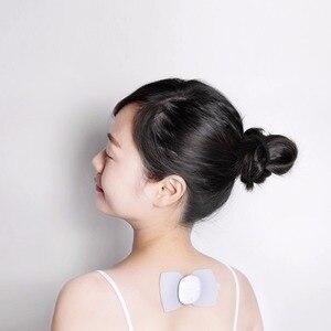 Image 2 - Youpin LF marka taşınabilir elektrik stimülatörü masaj çıkartmaları tam vücut sihirli masaj terapisi Relax kas ofis çalışanı için