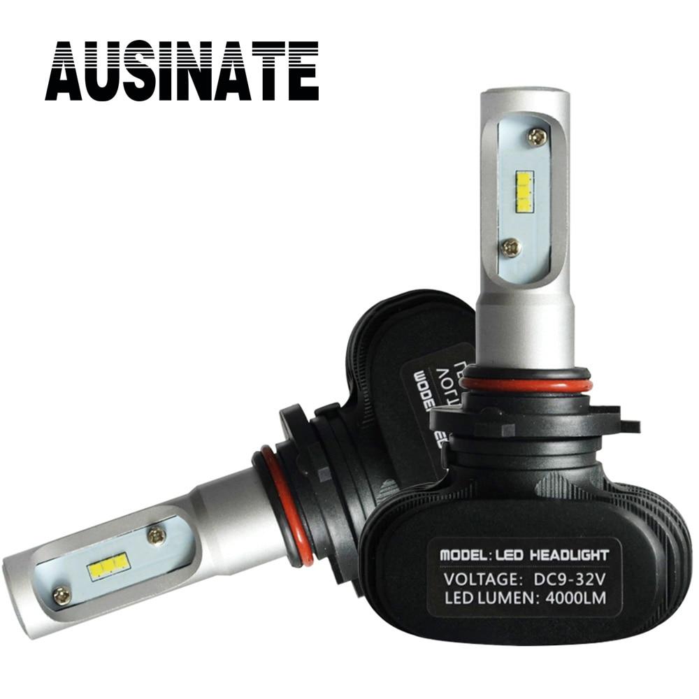 1 Set 9005 LED HB3 H10 Super bright Led Car Headlight car accessories - Car Lights