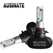 1 Set 9005 LED HB3 H10 Super bright Led Car Headlight car accessories Auto Fog Lights 6500K White automotive lamps