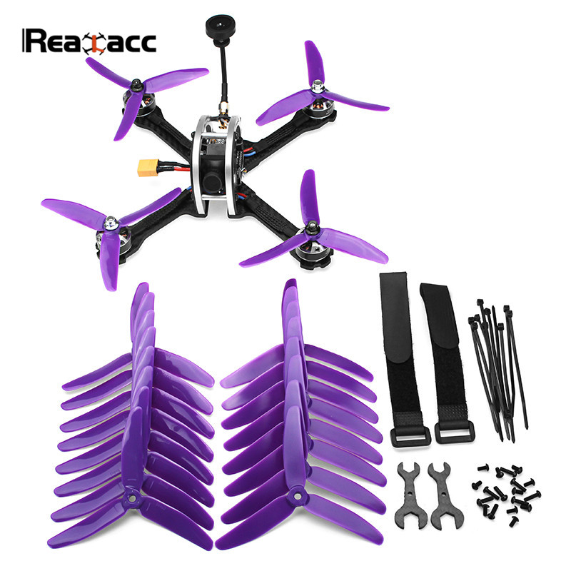 Realacc Real5 215MM FPV Racing Drone PNP W/ BETAFLIGHT F4 25/200/600mW VTX 800TVL Camera RC Quadcopter VS Eachine X220S X220 цена