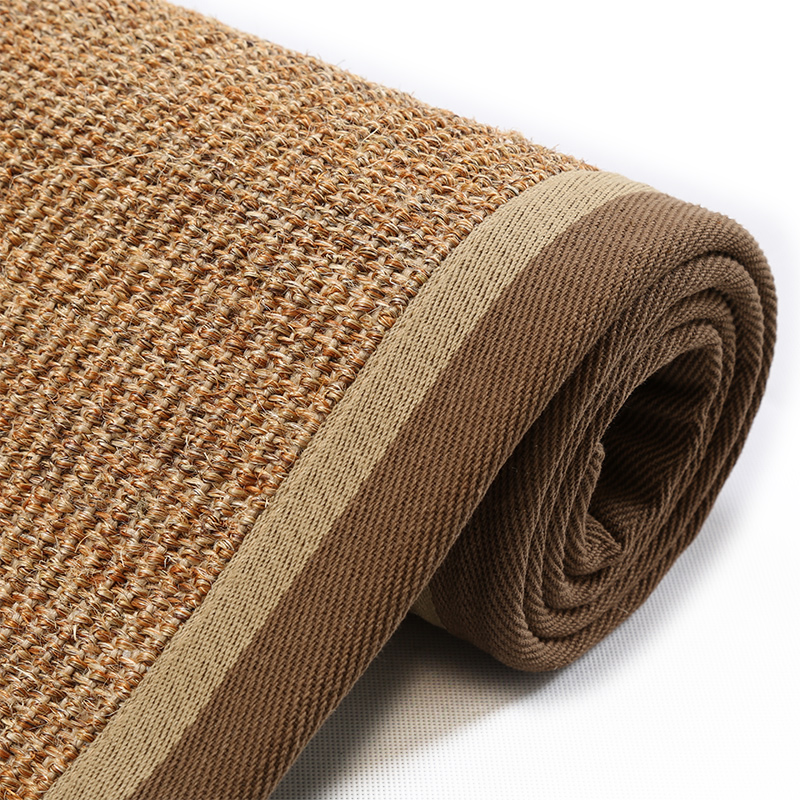 200x290cm Big Carpet Rugs Latex Backing Sisal Living Room Japanese Style Modern Luxury Large Mat Home Bedroom