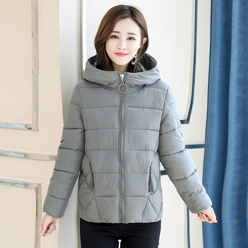 New 2019 Plus Size 6XL Woman Coat Warm Hooded Winter Jacket Women Causal Full Sleeve Zipper   Parkas   Female Cotton Padded Jackets