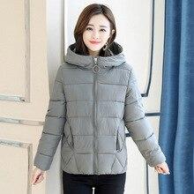 New 2019 Plus Size 6XL Woman Coat Warm Hooded Winter Jacket