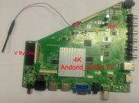 Msd6a638jq v6.0 android 4 k lcd driver board led wifi dtmb DVB T2|dtmb| |  -