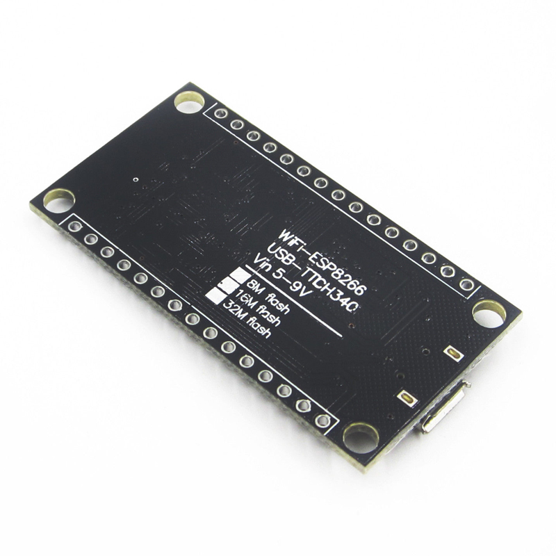 NodeMCU V3 Lua WIFI Module ESP8266+32M Extra Memory Flash USB-Serial CH340G BR
