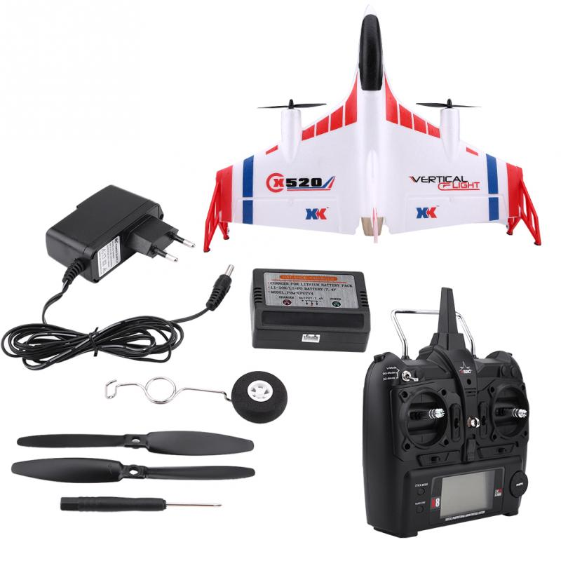 2 Arten Rc Modell Flugzeug 2,4g 6ch 3d/6g Fernbedienung Flugzeug Vertikale Start Land Rc Drone Quadcopter Hohe Qualität Modell Spielzeug Verkaufspreis Rc-flugzeuge Sammeln & Seltenes