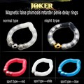 Joker Magnetic ring false phimosis retarder penis ring for delay ejaculation, Adjustable cock rings Sex products
