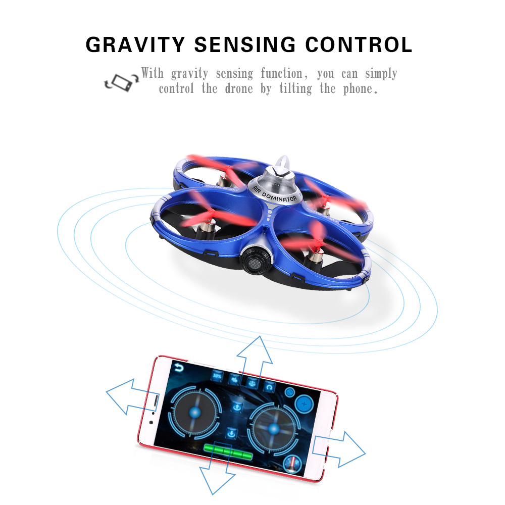 Cheerson CX-60 4CH 6Axis Infrared Fighting function Battle Mode Drone LED Lights APP Control RC Quadcopter Aircraft RC Toys