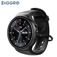 Diggro I8 4G Smart Watch Phone With Camera Heart Rate Monitor Pedometer Fitness Tracker Smartwatch GPS WIFI HD Sport Watch
