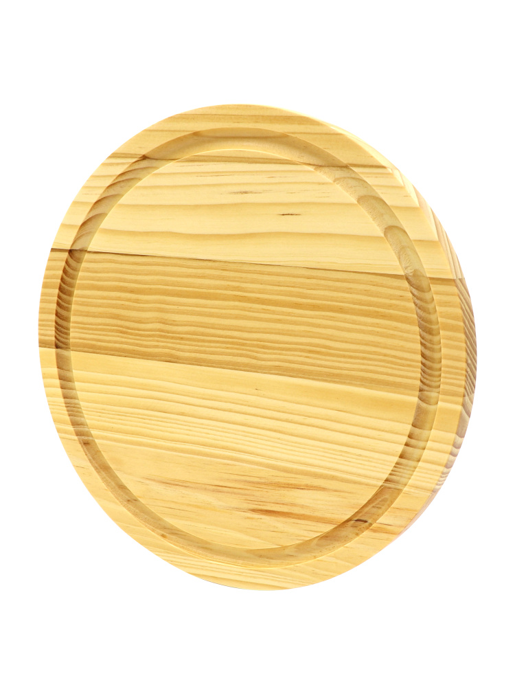 6-9Inch Round Circular Wooden Chopping Board Cutting Serving Pizza CB