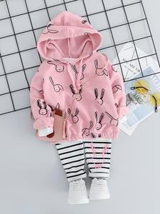 HYLKIDHUOSE Pants Clothing-Sets Toddler Baby-Girls Suits Costume T-Shirt Infant Autumn