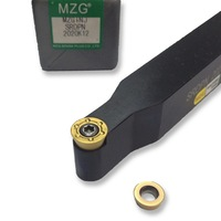 כלי קרביד כלי cnc MZG SRDPN2525M08 CNC קרביד והתוספות 25mm 20mm ארבור מפנה חיצוניים בר קאטר מחרטה משעמם כלי מוצמדים פלדה Toolholder (4)