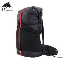 3F UL GEAR GuiJi 35L 55L Backpack XPAC Lightweight Durable Travel Camping Hiking Outdoor Ultralight Framework Packs Backpack