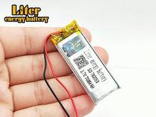 700 mAh 702050 3.7 V Litowo-polimerowa LiPo akumulator do Mp3 MP4 MP5 GPS słuchawki PAD DVD E-book bluetooth aparat fotograficzny