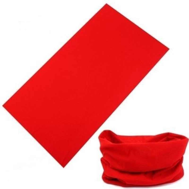 Thời trang Khăn Đầy Màu Sắc Đầu Quấn Khăn Ma Thuật Headband Veil Head Chiếc Khăn Variety Turban HoodMulti Function for Men và Phụ Nữ 7545
