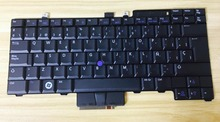 New keyboard for Dell Latitude E5300 E5400 E5500 E5410 E5510 E6400 E6410 E6500 E6510  LATIN SPANISH/SPANISH/HISPANIC/ESPANOL