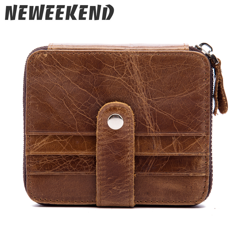 RFID Blocking Brand Wallet Men Leather Men Wallets Purse Short Male Clutch Leather Wallet Mens Money Bag Quality Guarantee 1026|Card & ID Holders|   - AliExpress