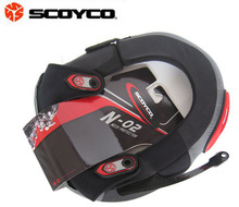 Scoyco Neck protection Reduce fatigue in the neck of the ride Protect the neck during impact Protective Gear