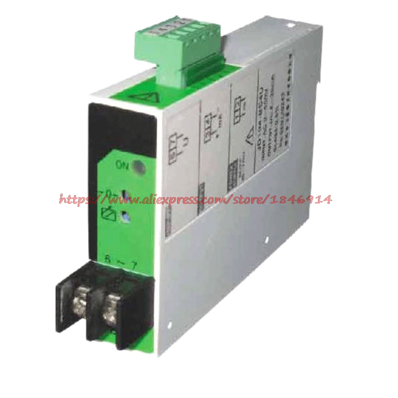 Free shipping     AC current sensor Current transmitter  AC0-1A 0-10A 0-500A Output 4-20mA