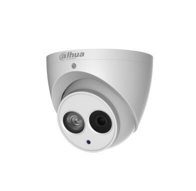 imágenes para Dahua 8mp ir eyeball cámara de red no logo ipc-hdw4830em-as micrófono incorporado, envío libre de DHL