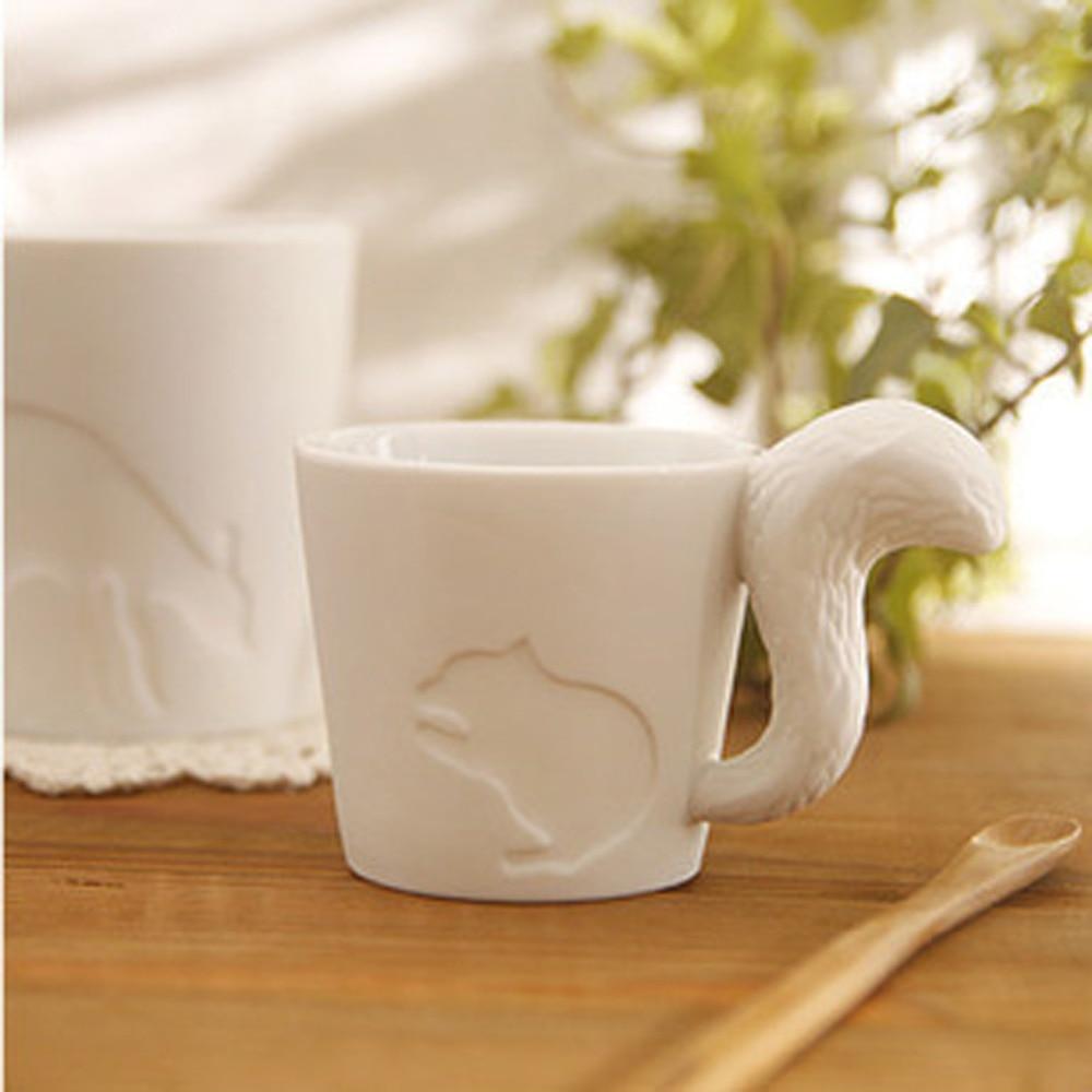1 st Nya KEYAMA genomskinliga små djur Relief keramisk frukost - Kök, matsal och bar - Foto 1