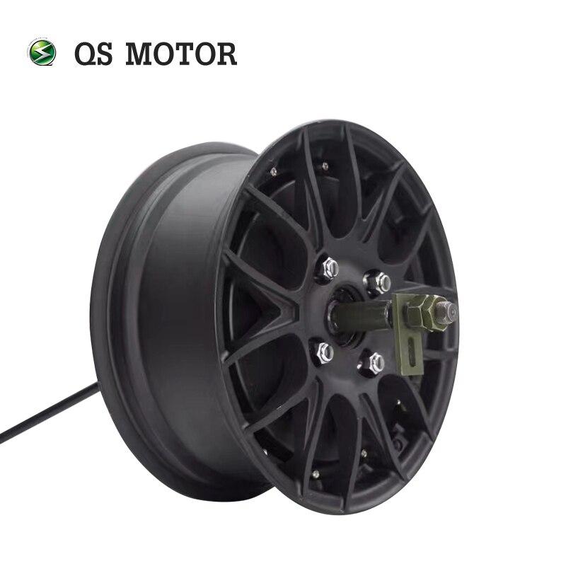 QS Moteur 12*5.0 pouces 260 1500 W V1 Scooter Électrique Détachable de Moteur De Moyeu De Roue
