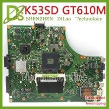 Test K53S moederbord moederbord