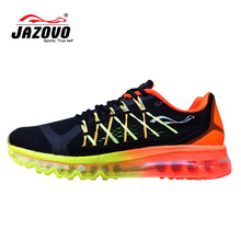 Jazovo Man Running Shoes For Best Trends Run Athletic Trainers Green Zapatillas Sports Shoe Cushion Outdoor Walking Sneakers max