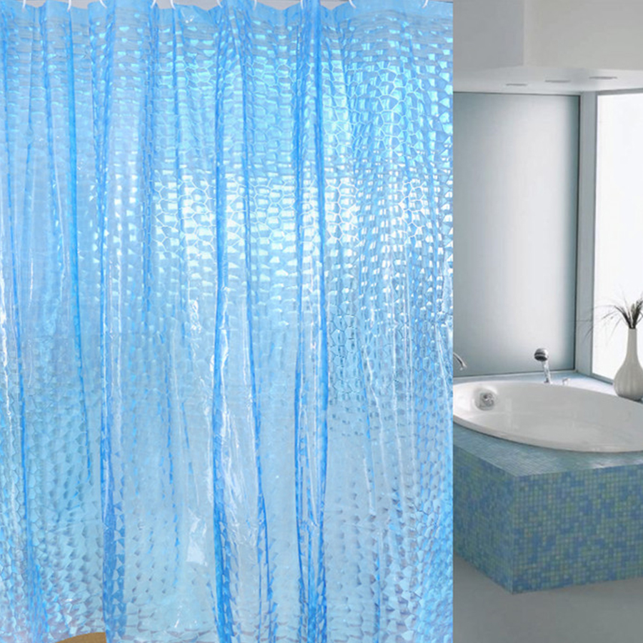 Wholesale 3D Curtains Bath Curtain Bathroom Waterproof Cortina Shower  Curtain Bath Screen 180X180cm EVA Shower Curtains In Shower Curtains From  Home ...