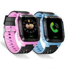 2017 New Kids SmartWatch 1.44″ HD Touch Screen for Android IOS Kids Moblie Phone Watch with Flashlight&Camera as Christmas'gifts