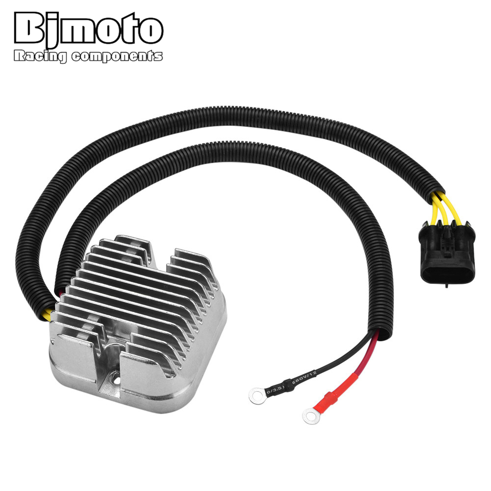 BJMOTO Motorcycle Voltage Regulator Rectifier For Polaris SPORTSMAN 550 EPS XP FOREST TOURING EPS X2 550 850 1000 EU MD XP MRZR цена