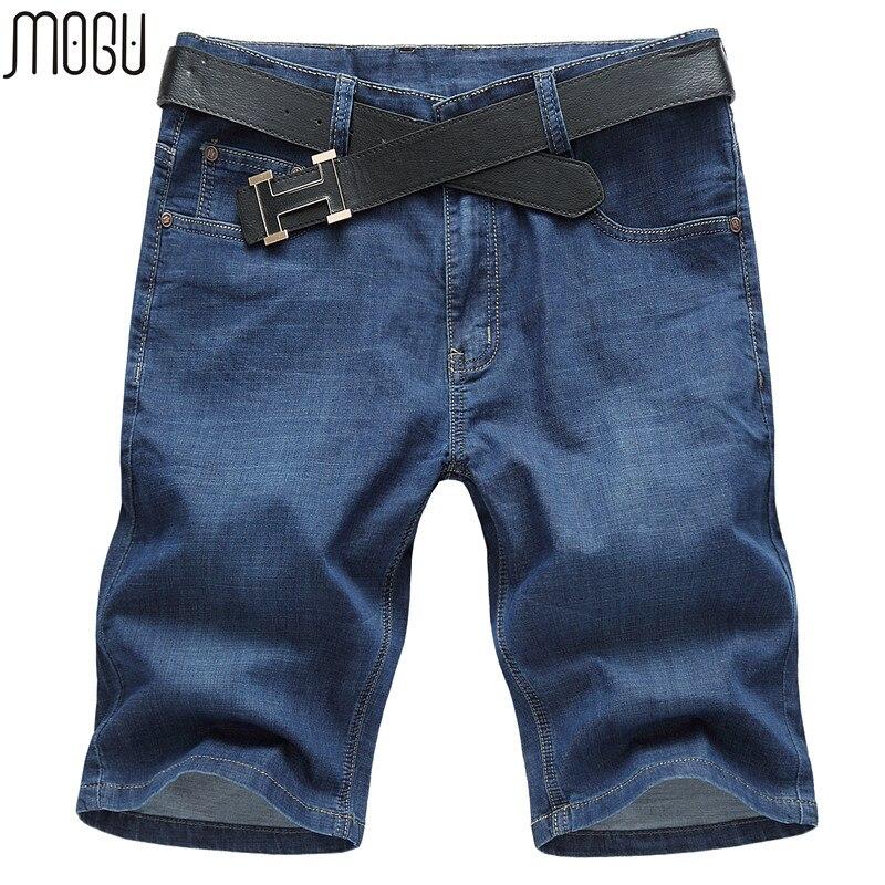 MOGU Straight vabaaja lühikesed püksid mehed kõrge kvaliteediga - Meeste riided - Foto 1