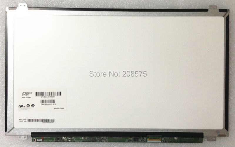 Free shipping LP156WHB TPD1 LP156WHB TPA1 LP156WHB TPC1 LP156WHB TPS1 LTN156AT31 LTN156AT37 laptop lcd screen EDP 30pin 1366*768