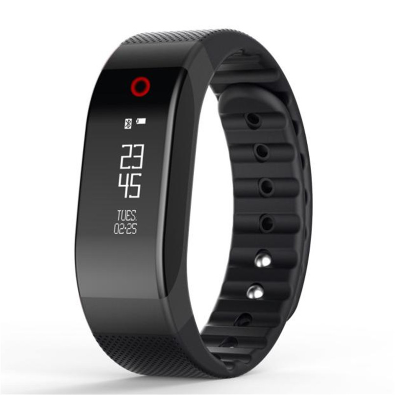 New And High Quality H4 Bluetooth Heart Rate Monitor font b Smart b font Touch Bracelet