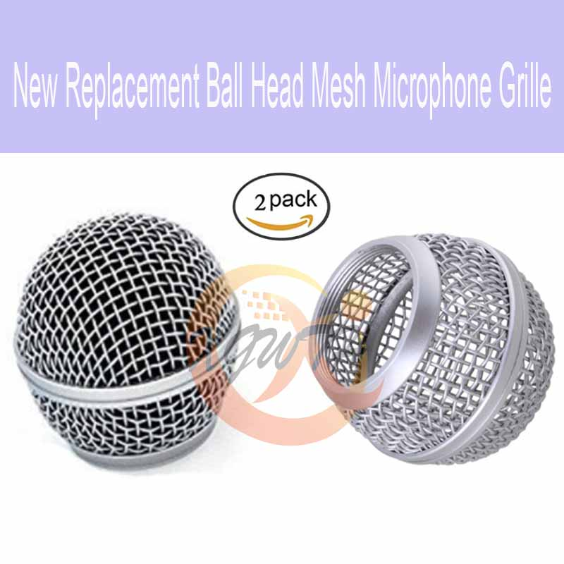 1 X NEW PINK REPLACEMENT MICROPHONE GRILL HEAD FOR SM58 /& BETA58 NEW