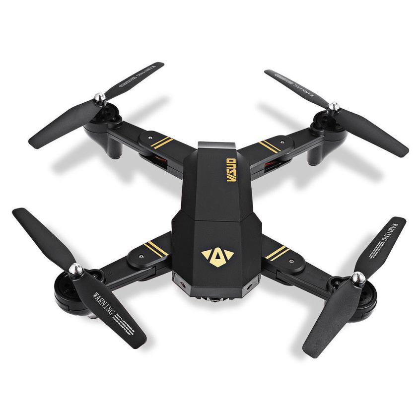 Mini Drone XS809W Foldable RC Selfie Drone Wifi Real Time FPV 2MP 120 FOV Z918 jjr c jjrc h43wh h43 selfie elfie wifi fpv with hd camera altitude hold headless mode foldable arm rc quadcopter drone h37 mini