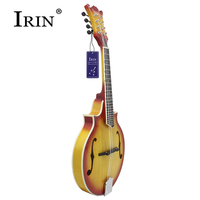Spruce panel instrument small mandolin for men and women applicable national musical instrument mandolin