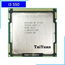 Intel Core i3-550 i3 550 3.2 GHz Dual-Core CPU Processor 4M 73W LGA 1156