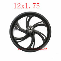 Good qualtity 12x1.75 wheel hub use 12 1/2 X 2 1/4 12 1/2x2.75 Tire inner tube fit Many Gas Electric Scooters e Bike 12'' rims