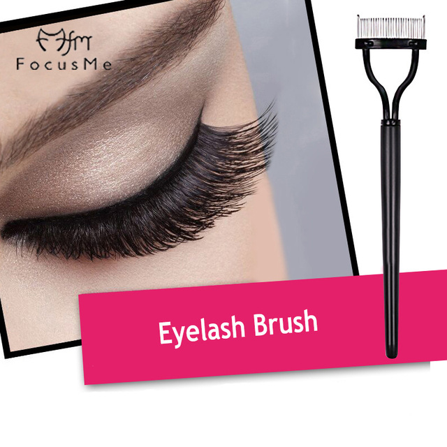 Fm Design Stainless Brush Mascara Micro Disposable New Eyelash xedBCo