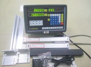 цена на High Precision 2 Axis digital readout for milling lathe machine W/ linear scale
